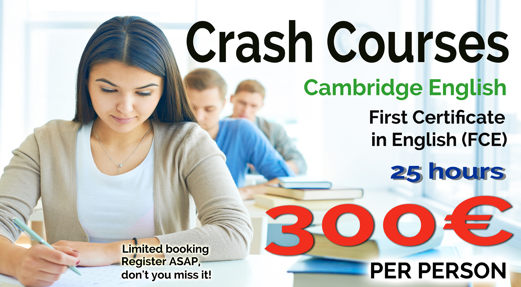 Crash Courses Cambridge English FCE http://martinsways.com/en/